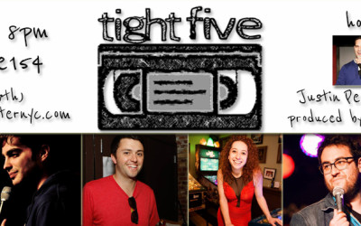 Tight Five at Treehouse 154!