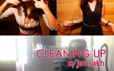 Cleaning Up w/ Jenn Welch – Rocky Powell!